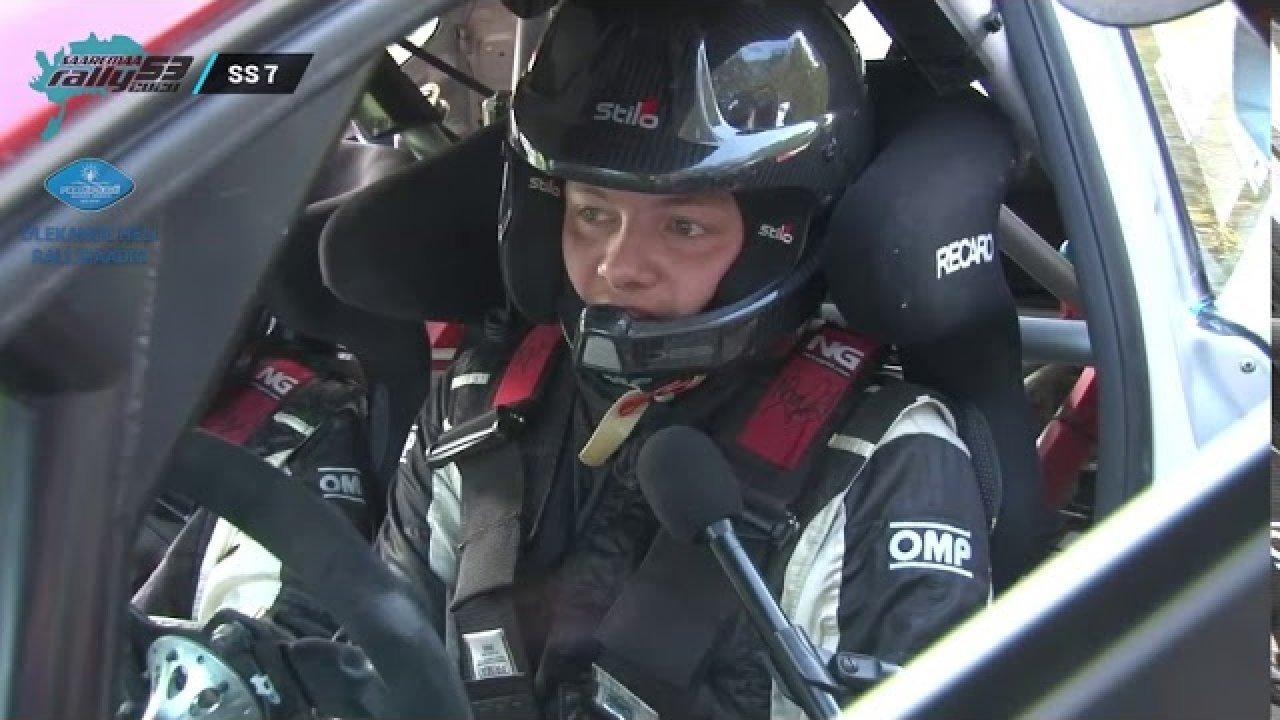 Saaremaa Rally 2020 SS7 otseülekanne järelvaadatavana
