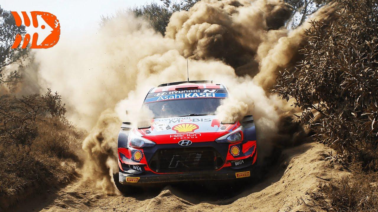 Keenia ralli TOP3 sõitjate kommentaarid pärast SS4 kiiruskatset, DirtFish