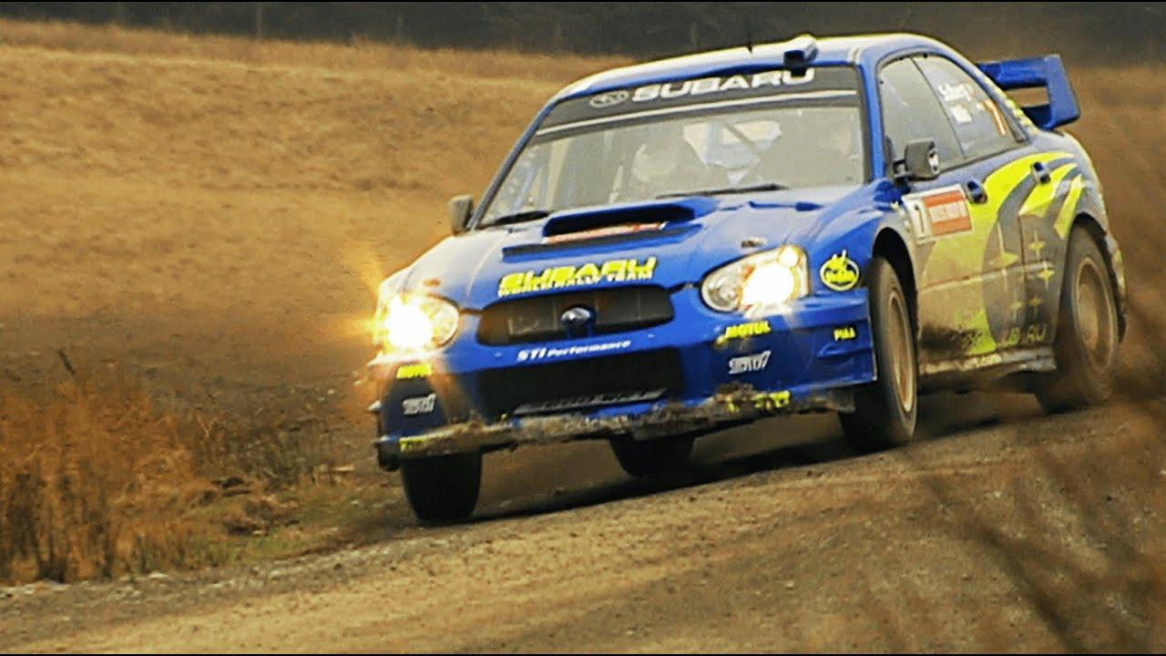 Trailer - Subaru World Rally Team ja Motul