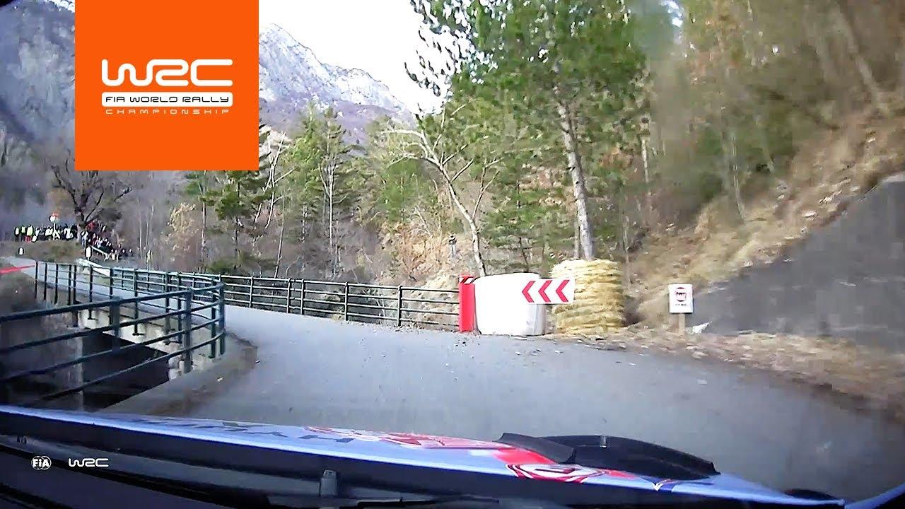 Vaata pardakaamera videost kuidas Neuville läbis Monte Carlo ralli avatakse