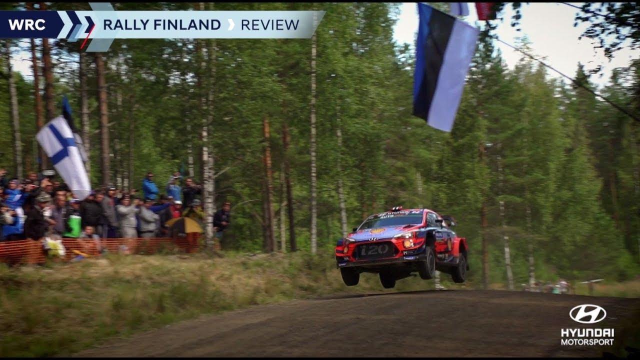 Soome ralli 2019 - ülevaade, Hyundai Motorsport