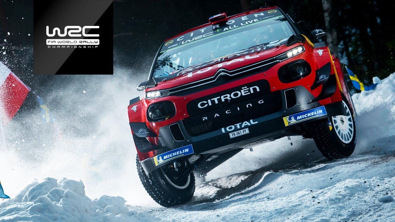 Rootsi ralli 2019 - testikatse, WRC