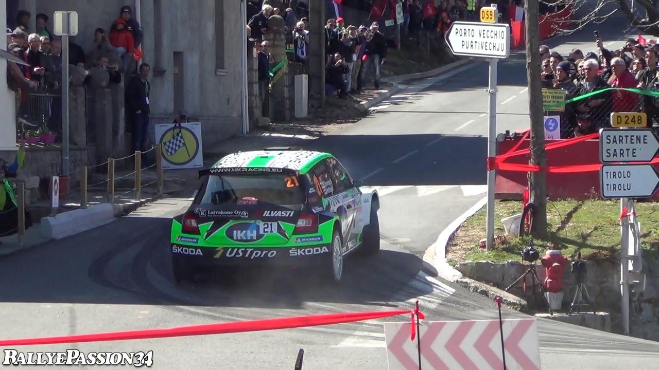 Prantsusmaa ralli 2019 - SS3, Rallye Passion34