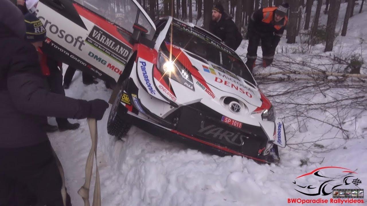Rootsi ralli 2019 - testikatse, Meeke väljasõit, BWOparadise Rallyvideos