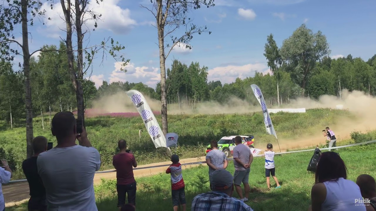 Rally Estonia 2018 - 1. päev, SS6, ülevaade
