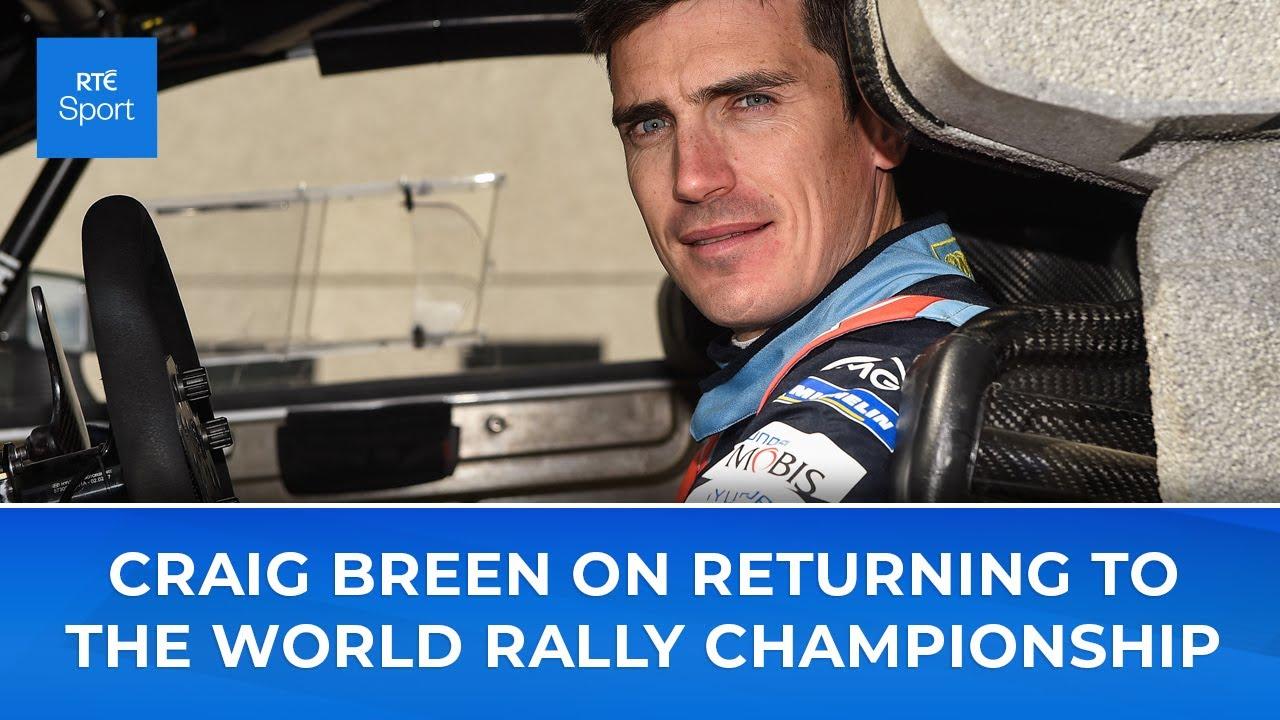 Rootsi ralli 2020 - Breen võistleb Rootsis Hyundai eest