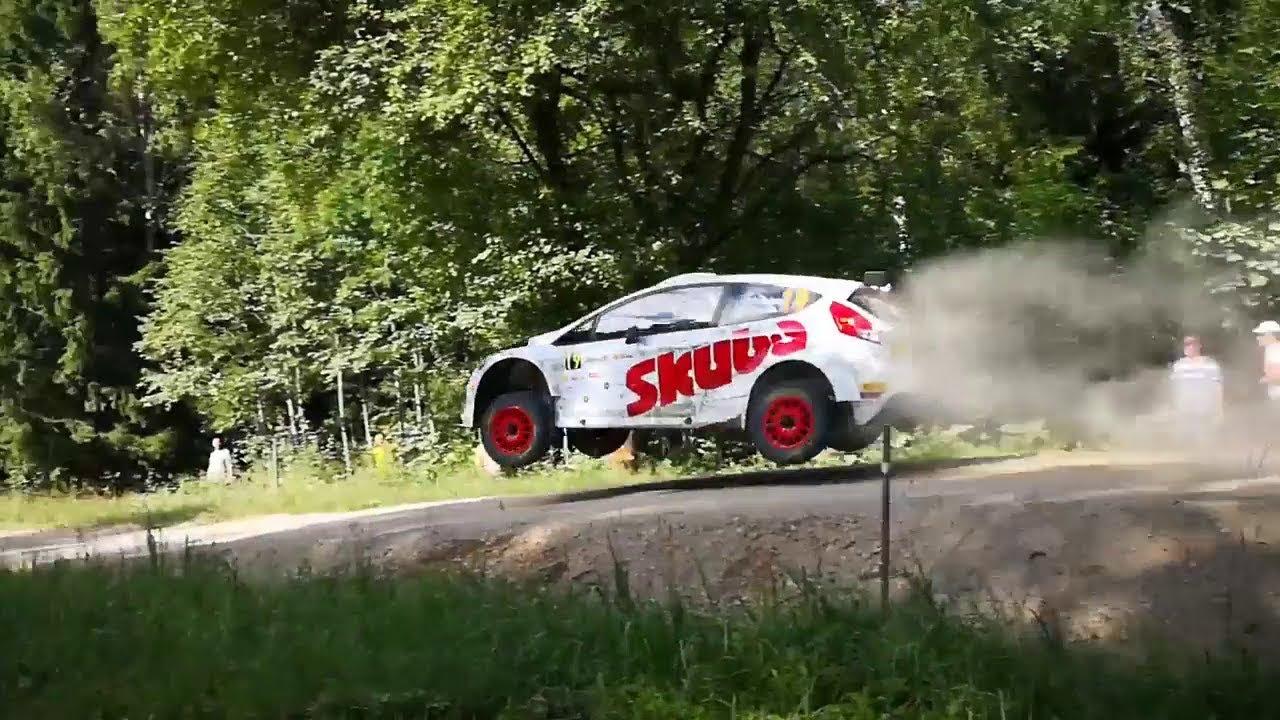 Rally Estonia 2018 - 1. päev, maksimaalne rünnak