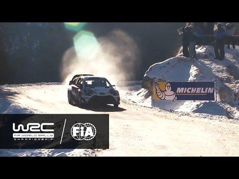 Monte Carlo ralli 2017 - 3. päev, kiiruskatsed 3 - 5