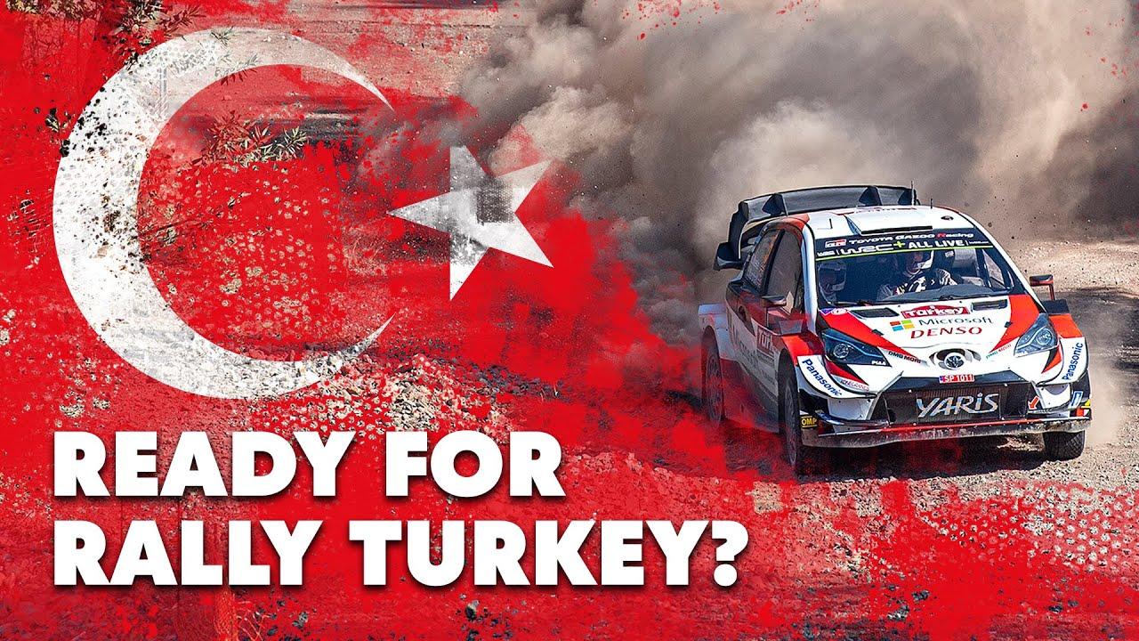 Põhjused miks Türgi ralli on nii vaatemänguline?