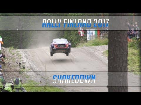 Soome ralli 2017 - testikatse shakedown, Power Stage