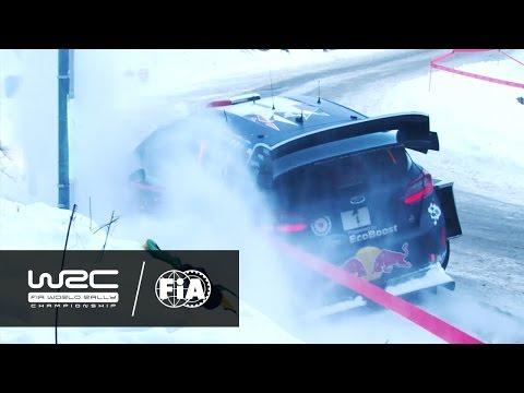 Monte Carlo ralli 2017 - 3. päev, kiiruskatse 3, Ogieri õnnetus