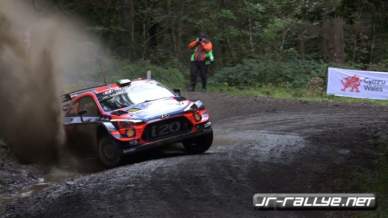 Walesi ralli 2019 - shakedown testikatse, JR-Rallye