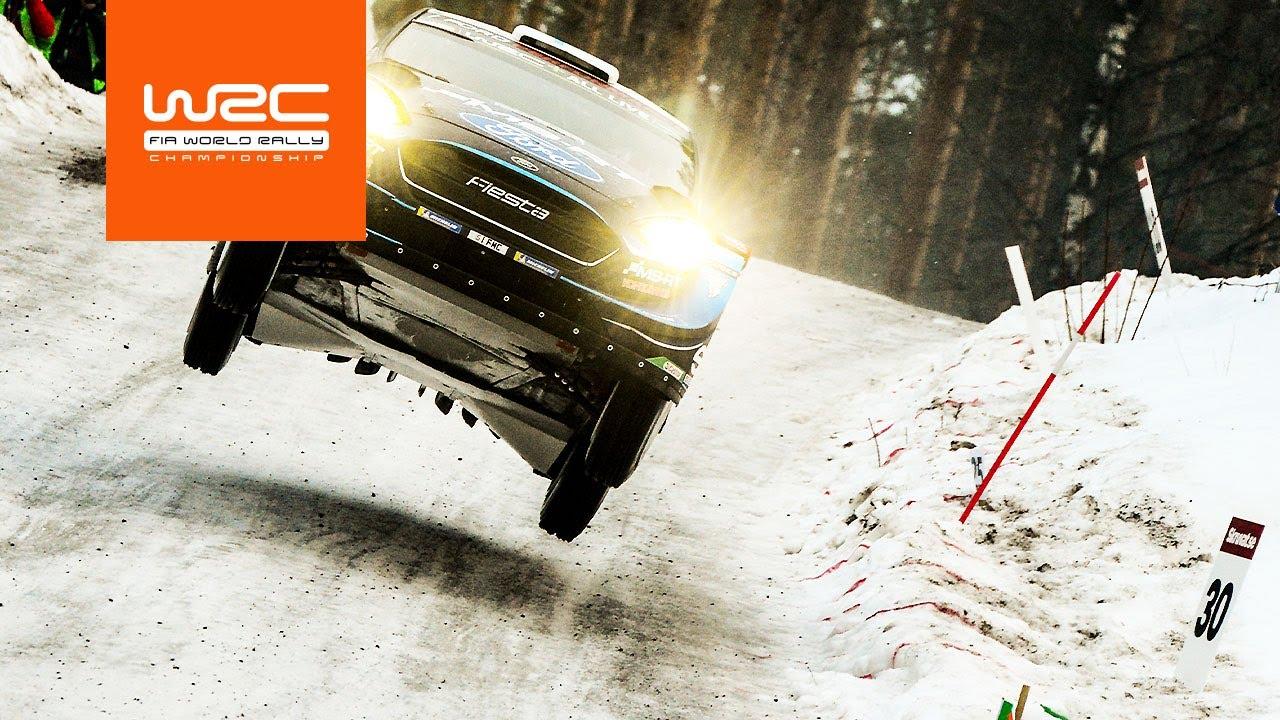 Rootsi ralli 2020 - teaser, WRC