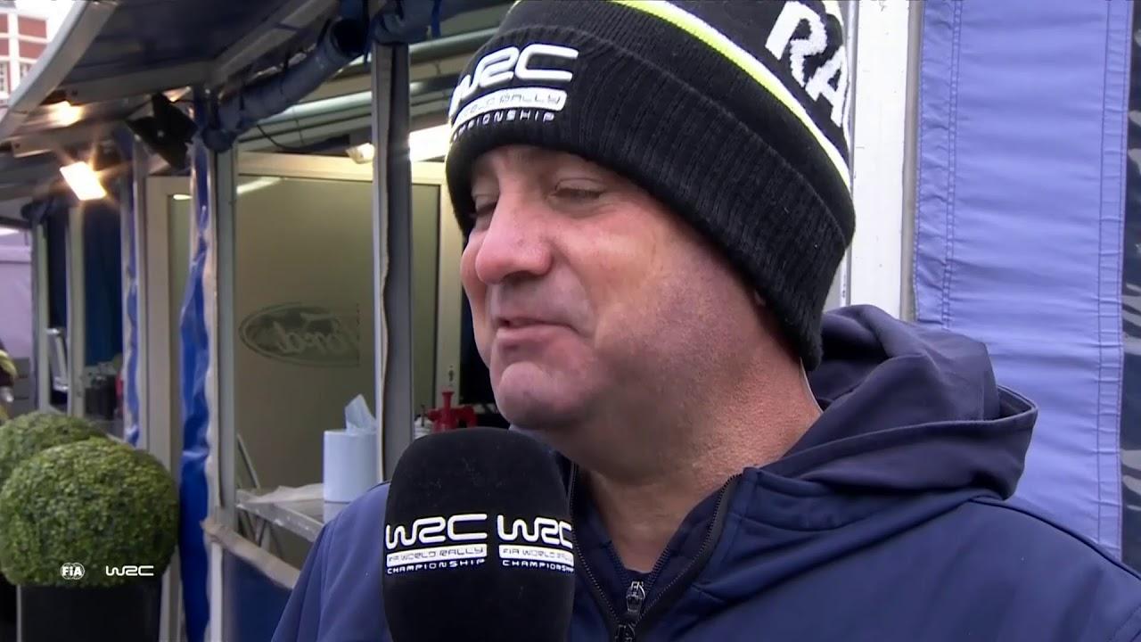 Walesi ralli 2019 - shakedown testikatse otseülekanne järelvaadatavana, WRC
