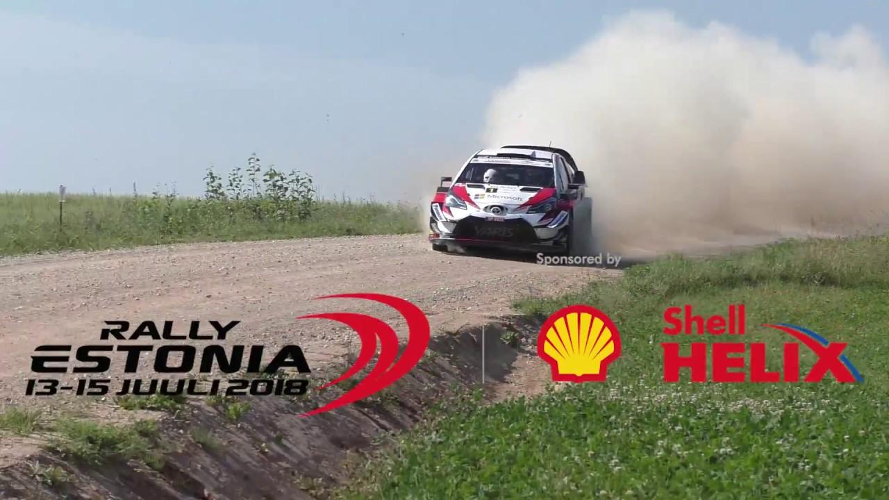Rally Estonia 2018 - ülevaade, Sander Nurm
