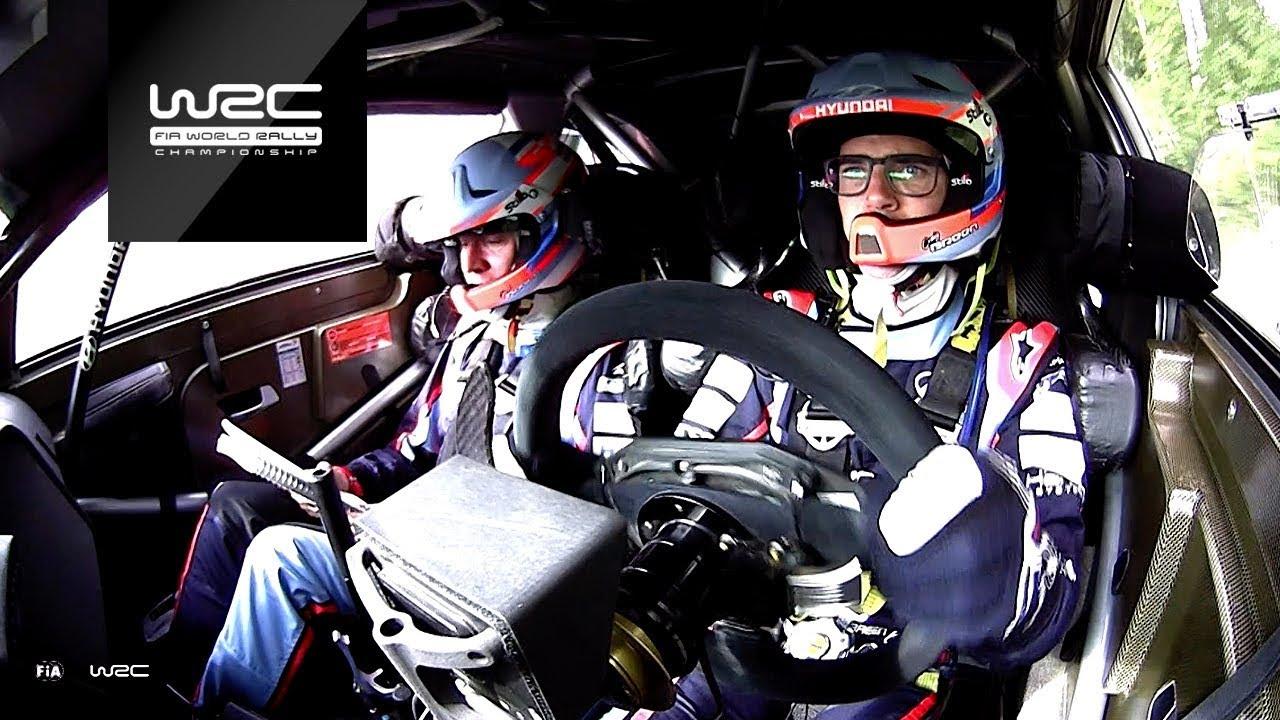 Craig Breeni tagasitulek WRC sarja