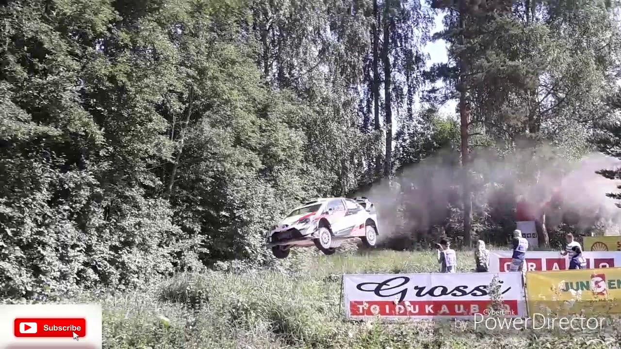 Rally Estonia 2018 - ülevaade, xxRallyxx