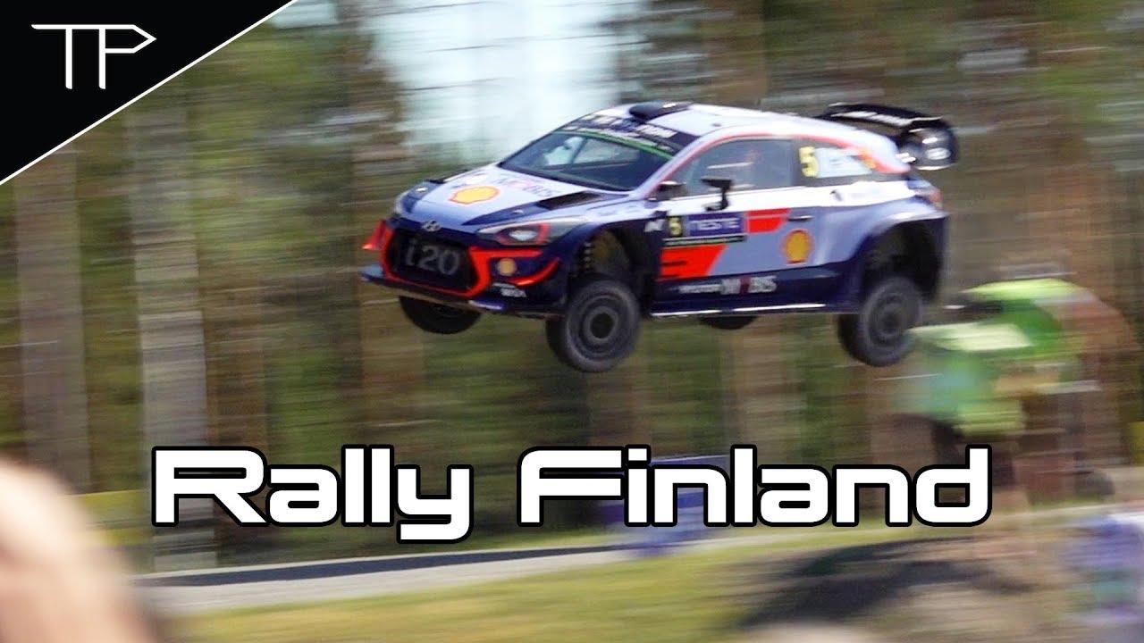 Soome ralli 2018 - neljas päev, kõrghetked, ToniProductions