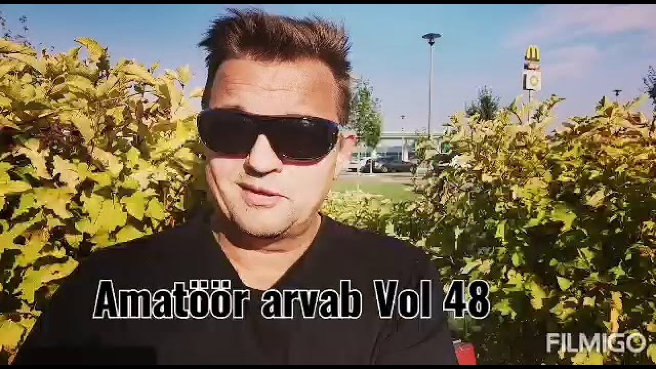 Amatöör arvab vol 48 - Kaur MM-ile