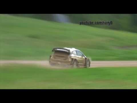 Poola ralli 2017 - rallieelne test, M-Sport, Elfyn Evans, porine