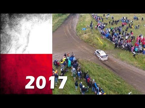Poola rall 2017 - shakedown testikatse, parimad palad