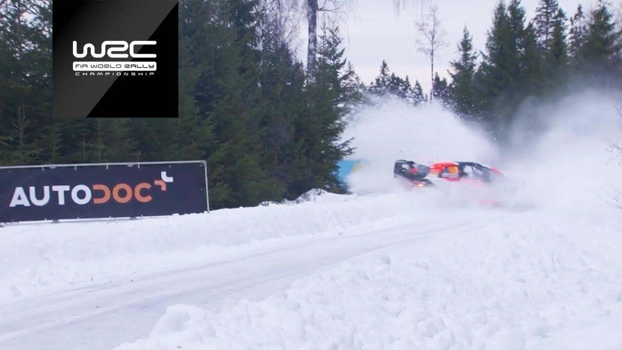 Rootsi ralli 2019 - SS1 - SS4, ülevaade, WRC