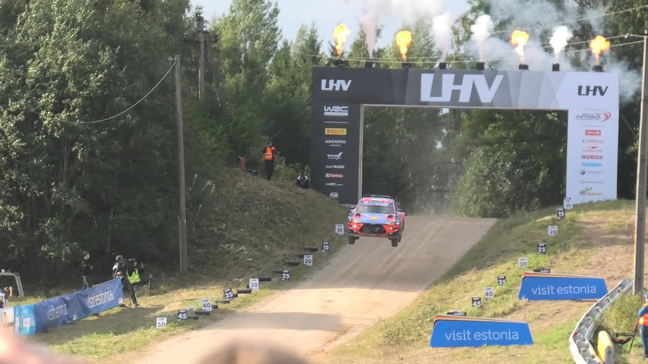 Tänaku Rally Estonia, Onueedu