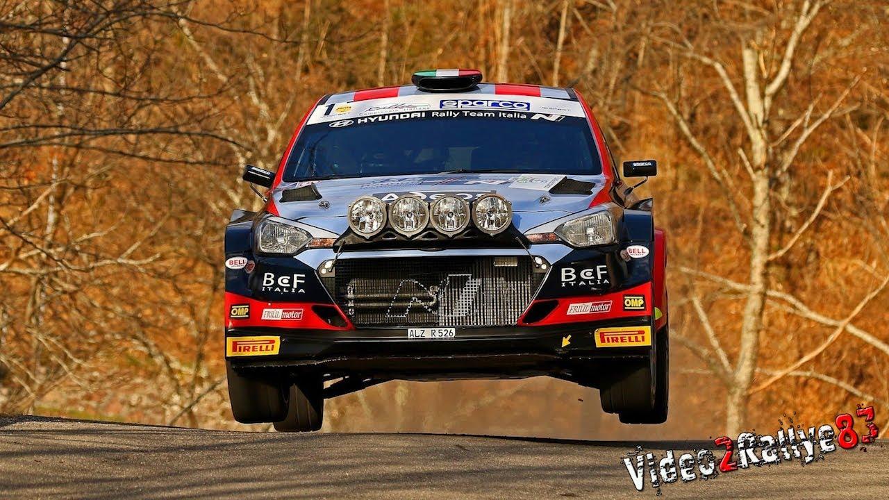 Rally Il Ciocco e Valle del Serchio 2021 ülevaade, PapaJulien