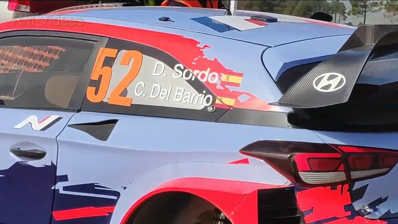 Rally Serras de Fafe 2020 shakedown testikatse, RM-Videos