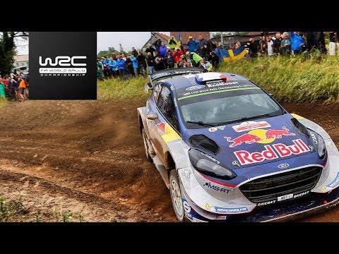 Poola rall 2017 - shakedown testikatse, WRC