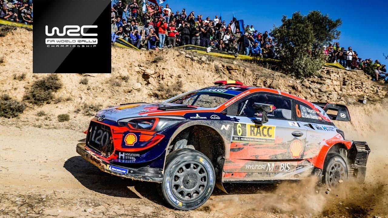 Hispaania ralli 2019 - SS1 - SS3 ametlik kokkuvõte, WRC