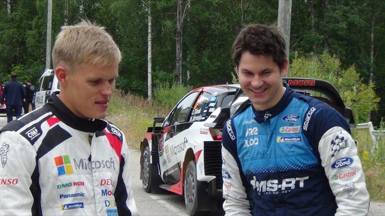 Soome ralli 2019 - testikatse, AL Rallymedia