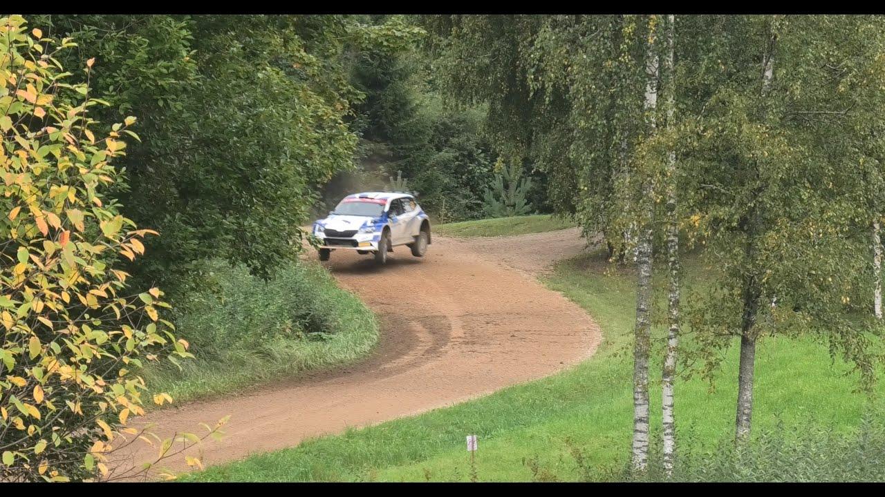 Rally Estonia läbilõige katsetelt, Onueedu