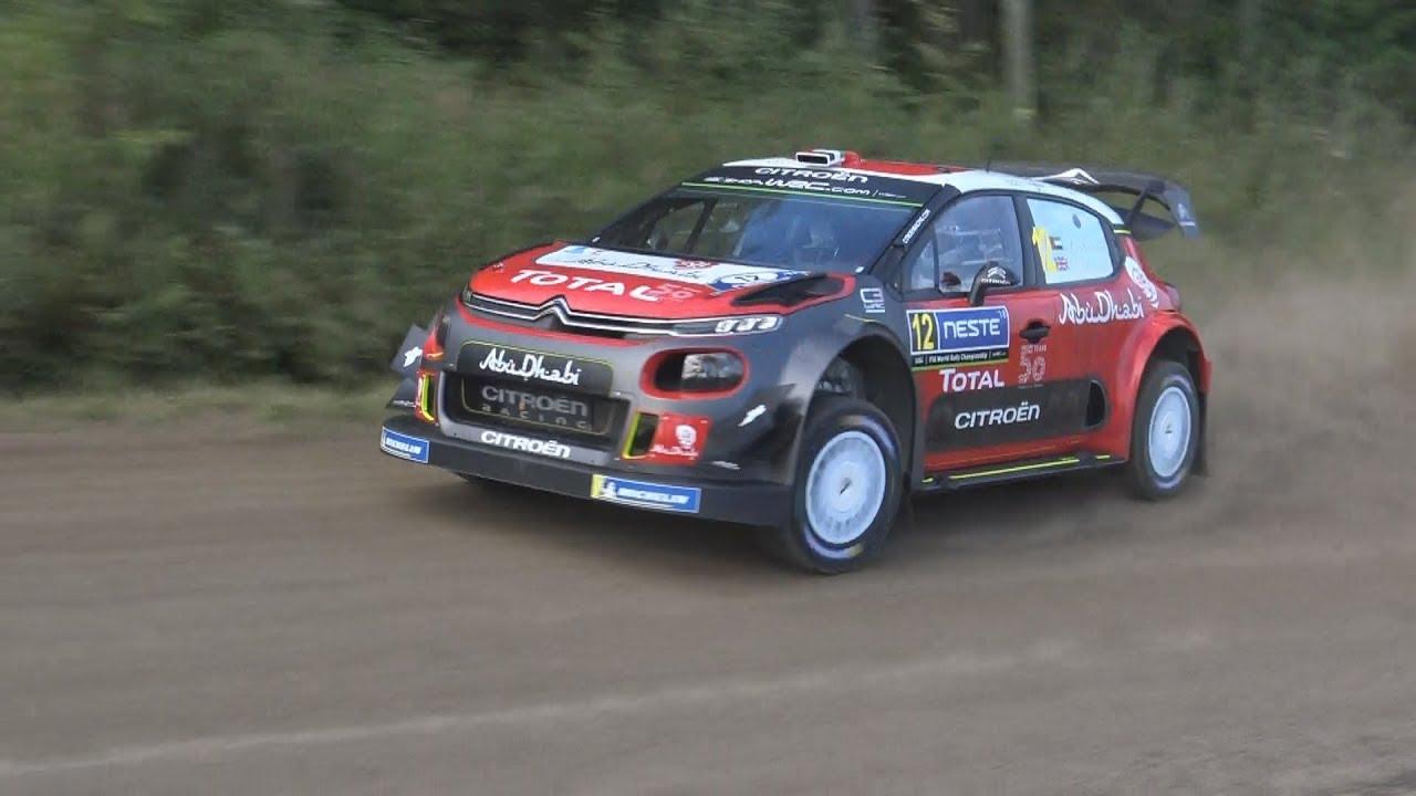 Soome ralli 2018 - testikatse, Pata78 Motorsport Videos