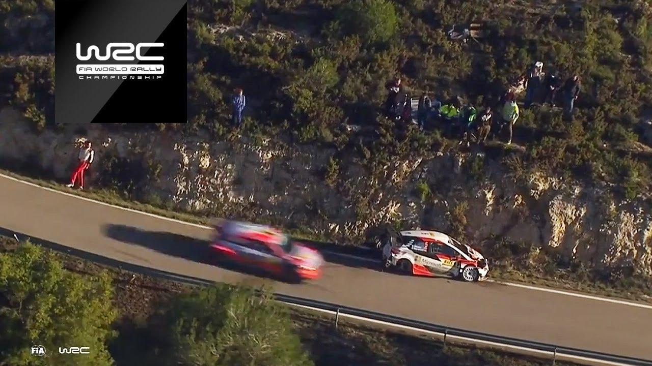 Hispaania ralli 2019 - SS7 - SS9 ametlik kokkuvõte, WRC