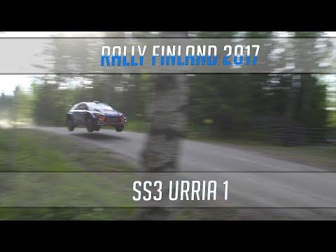Soome ralli 2017 - SS3, hüpe