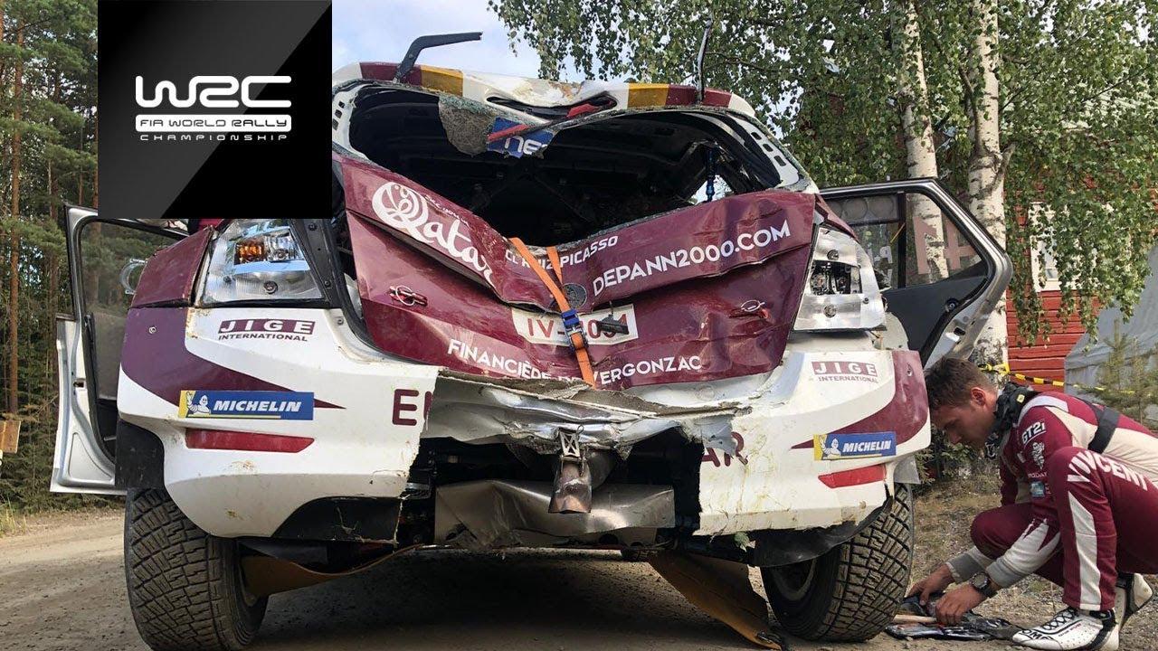 Soome ralli 2019 - 3. päev, WRC2 arvestuse ülevaade, WRC