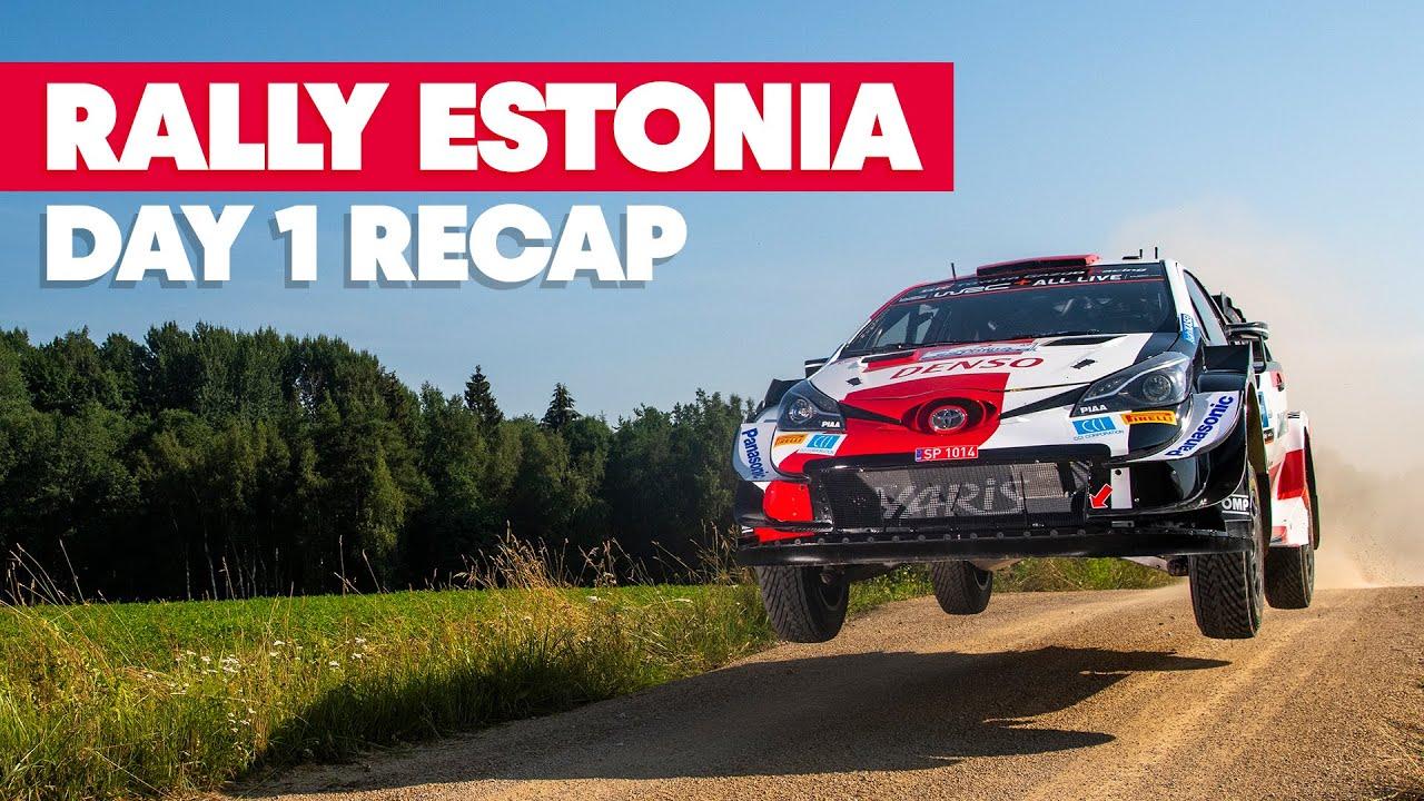 Rally Estonia 2021 reedese võistluspäeva kokkuvõte, Red Bull