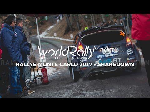 Monte Carlo ralli 2017 - Shakedown testikatse, helid