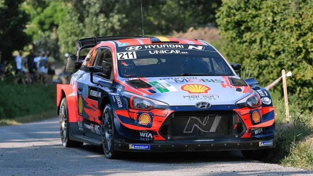 Tänaku kommentaarid Rally di Alba testikatse kohta