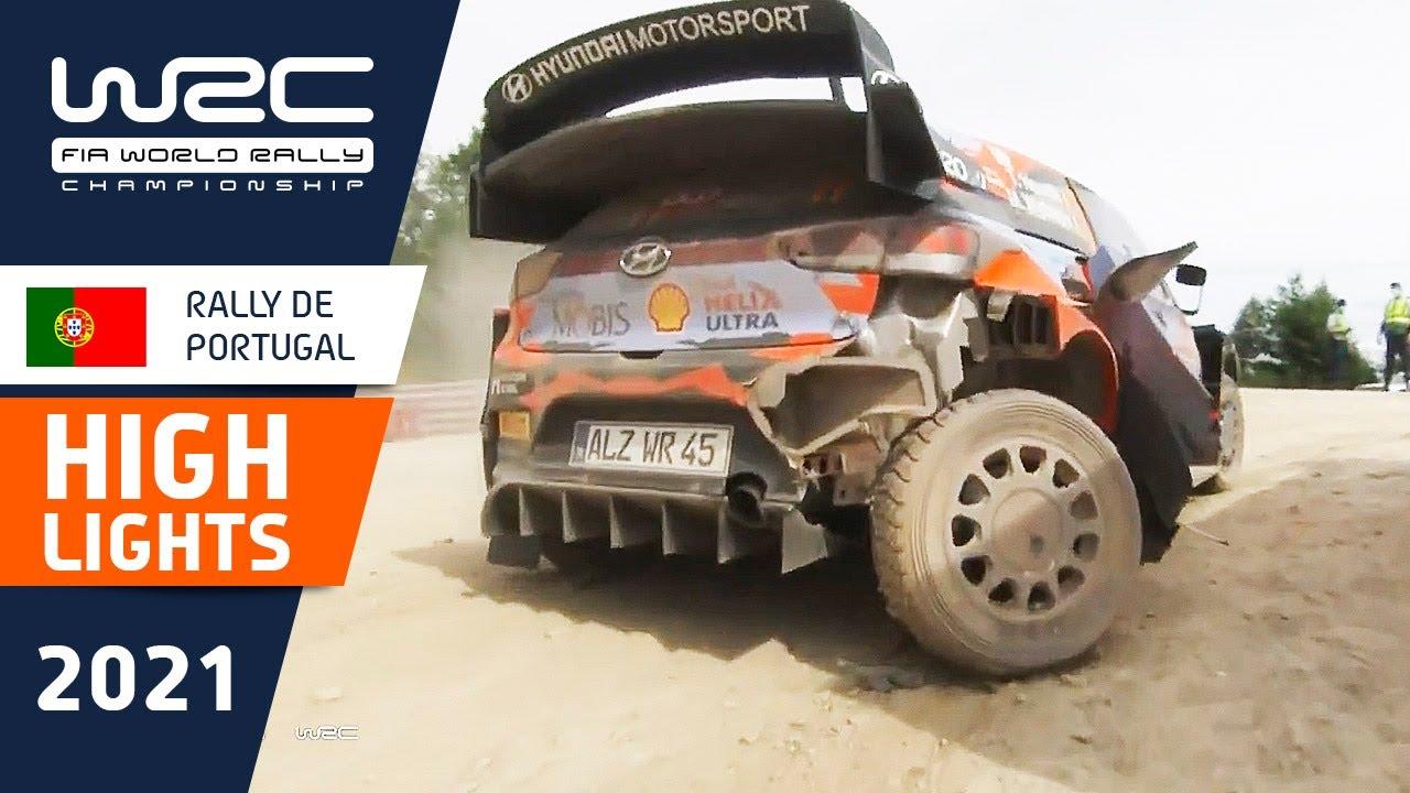 Portugali ralli dramaatiliseks kujunenud SS7 kiiruskatse, WRC