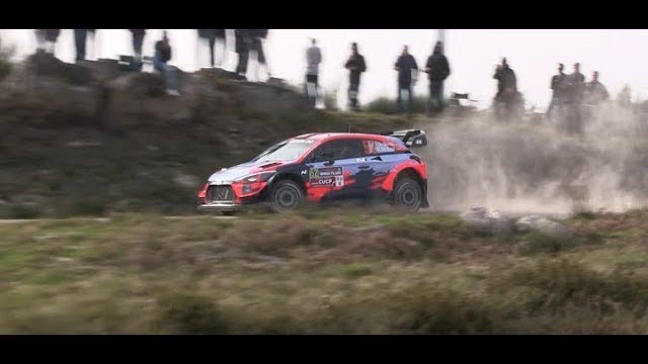 Rally Serras de Fafe 2020 SS1, Pedro Figueiredo