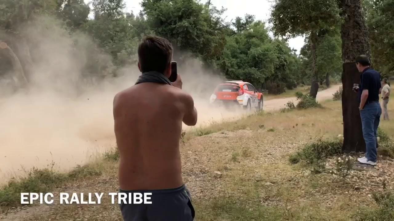 Sardiinia ralli 2019 kolmanda võistluspäeva ülevaade, Epic Rally Tribe