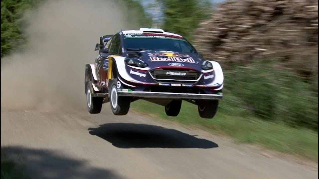 Soome ralli 2018 - ülevaade, Motorsportfilmer.net