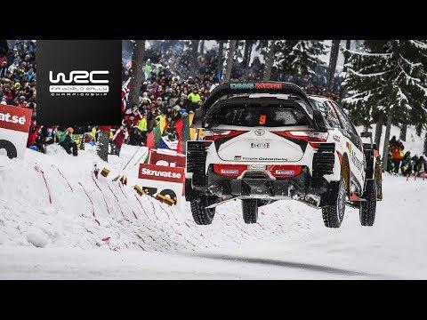 Rootsi ralli 2018 - ülevaade, kiiruskatsed 9 - 11, WRC