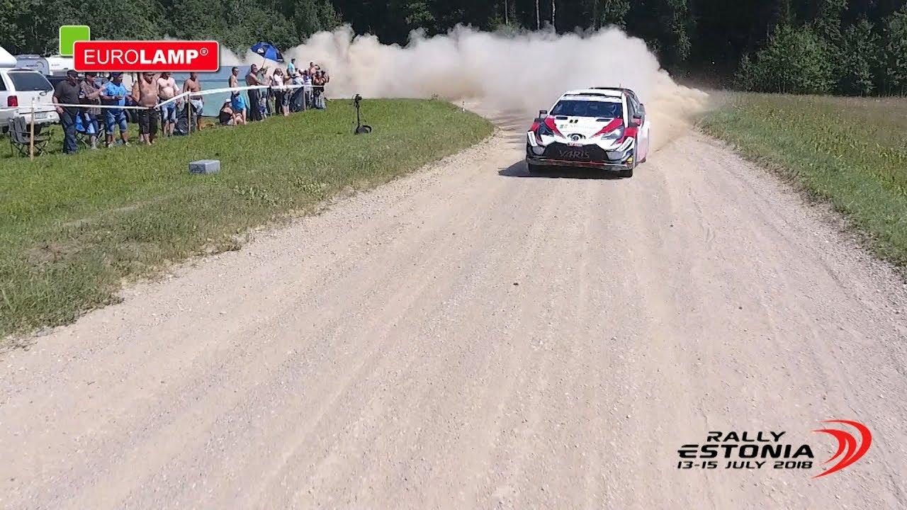 Rally Estonia 2018 - parimad hetked, Eurolamp WRT