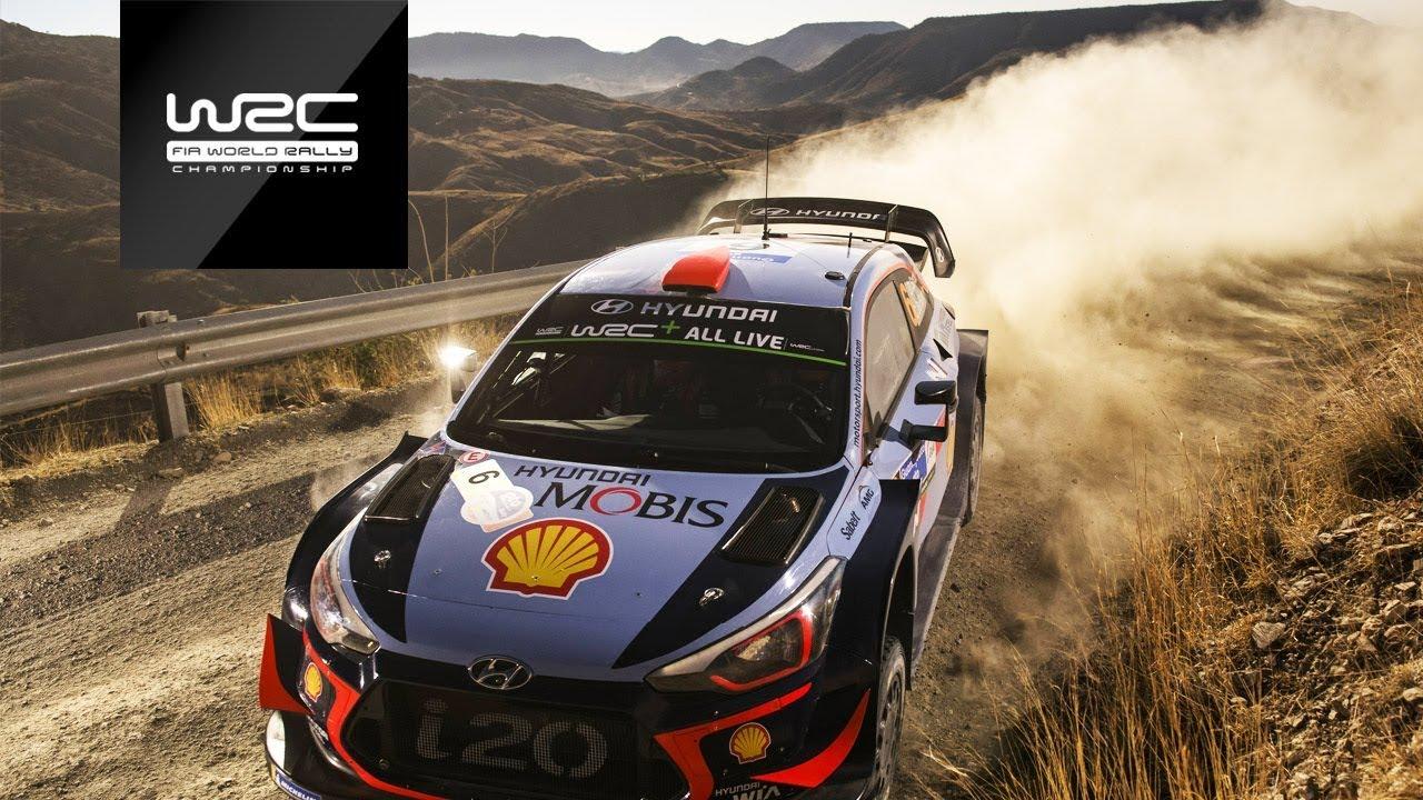 Mehhiko ralli 2019 - eelvaade, WRC