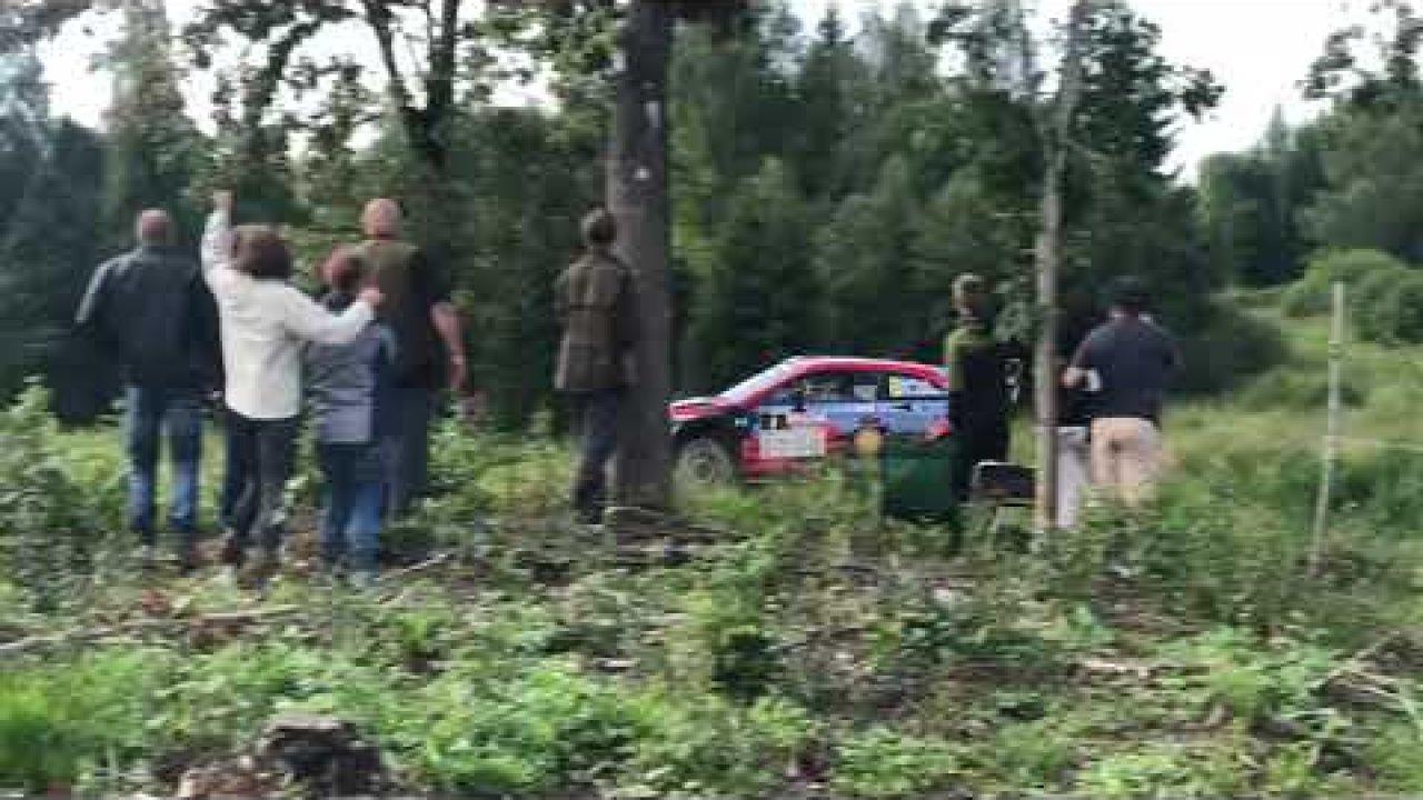 WRC meeste kihutamine Lõuna-Eesti rallil SS3, Ihatsi 2