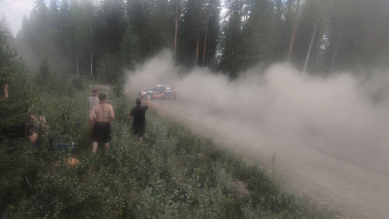 Soome ralli 2018 - 2. ja 3. päev, ülevaade, ATmediagroup