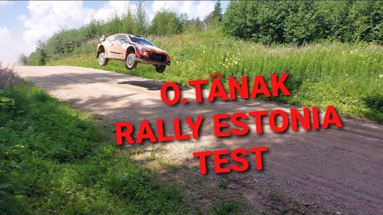 Tänaku Rally Estonia 2021 eelne test, Amateur Rally Cam
